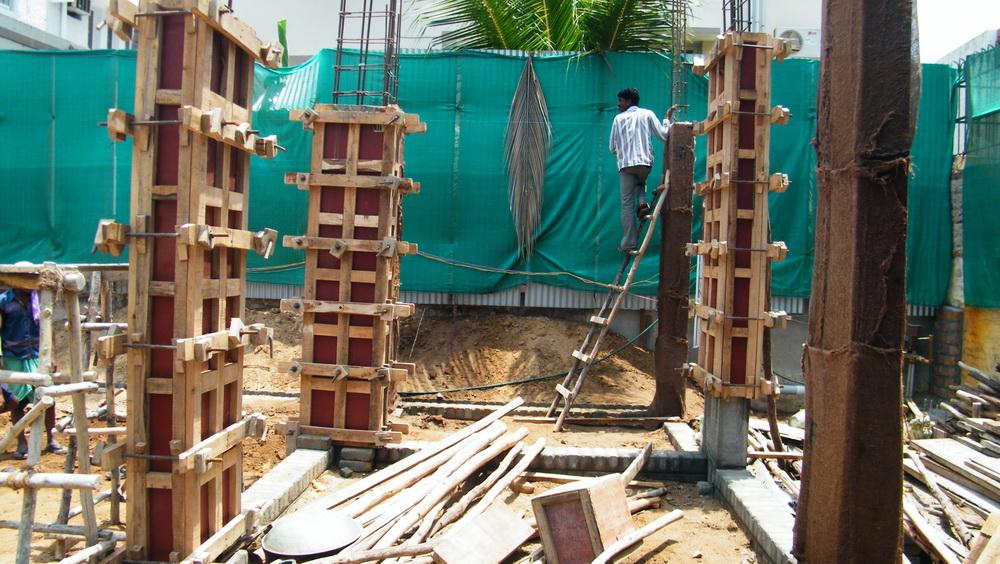 House In Poe S Garden Chennai Floorplans