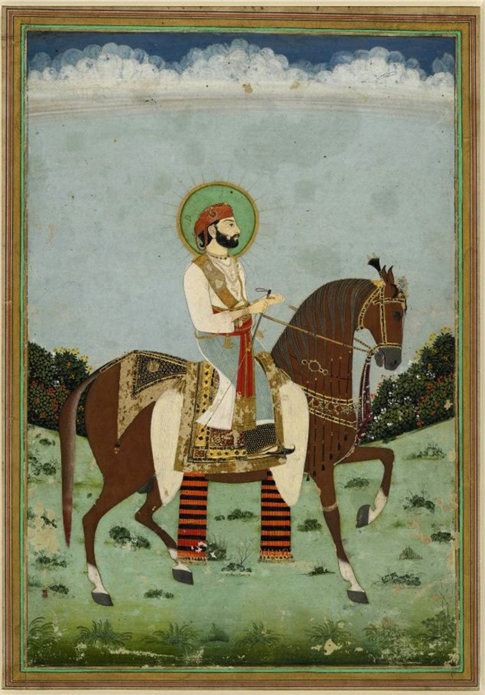 1_Maharaja_Sawai_Jai_Singh_II_ca_1725_Jaipur._British_museum